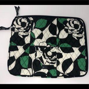 Vera Bradley Laptop Sleeve (Imperial Rose)